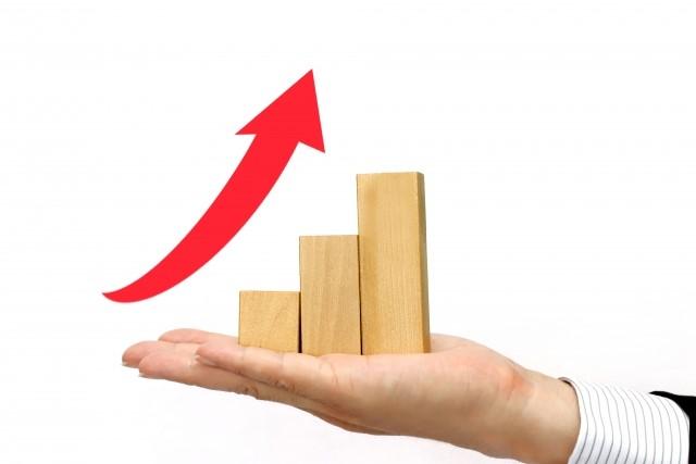 利用件数の増加