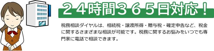 税務相談ダイヤル